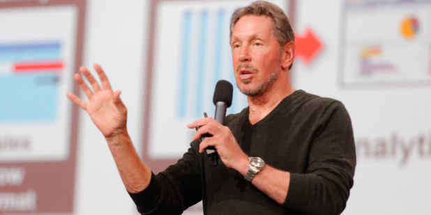 Larry Ellison räumt Chef-Posten bei Oracle