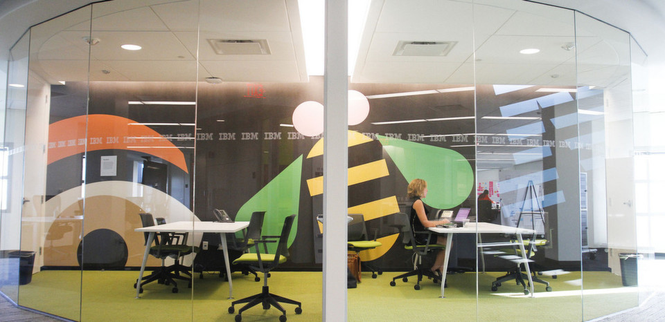 Im November wurde das erste Design-Center von IBM eröffnet - in Texas. Jetzt hat auch Böblingen eins.