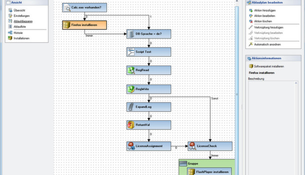 Deskcenter 10 definiert Software-Management