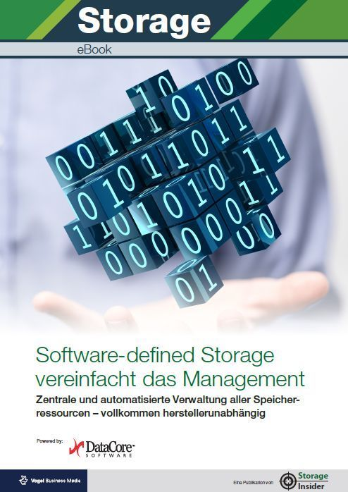 Software-defined Storage vereinfacht das Management