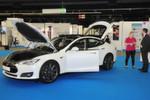 Ebenfalls faszinierend sind das Modell S von Tesla...