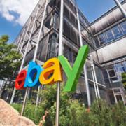 Ebay-Deutschland-Zentrale in Dreilinden bei Berlin.