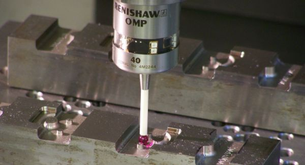 Precision mould and die making gets boost from probing