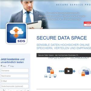 Auf der it-sa 2014 zeigt SSP Europe neue mobile Möglichkeiten von Secure Data Space.