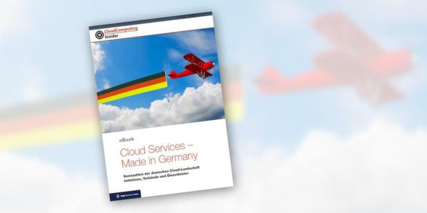 Einblick in die deutsche Cloud-Landschaft