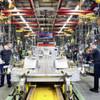 Daimler-Beschäftigte legen Arbeit nieder
