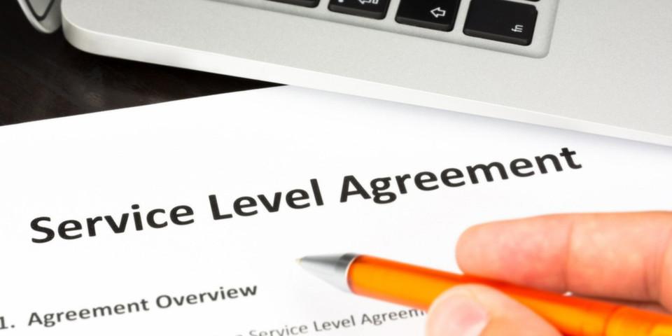 Unerlässlich für eine erfolgversprechende Business-Continuity-Strategie sind Service-Level-Vereinbarungen (SLAs) mit genau festgelegten Service-Level-Zielen.