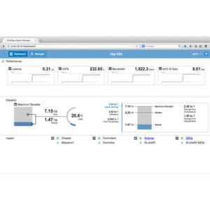 Netapp setzt bei den Flashray-Arrays auf die Eigenentwicklung Mars OS.