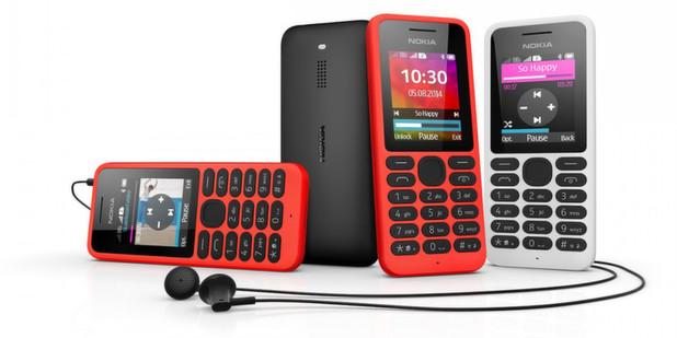 Nokia 130: Das günstigste Handy von Microsoft