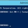 Neue Virtual Machine Configuration-Version