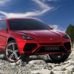 Lamborghini will mit SUV den Absatz verdoppeln