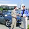 Neuwagenmarkt legt wieder deutlich zu