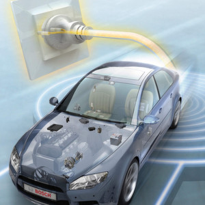 Bessere Leistungselektronik für E-Fahrzeuge: Im Rahmen des nun erfolgreich abgeschlossenen Projekts HotPowCon wurde danach gesucht.