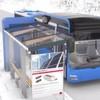 Macht E-Busse beweglicher und unabhängig in der Streckenführung