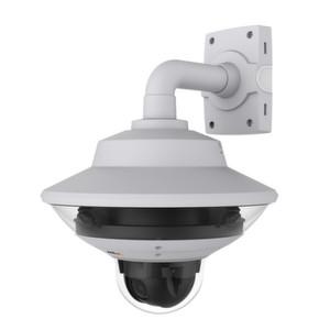 Die Axis Q6000-E-Serie ermöglicht die Überwachung weitläufiger Flächen.