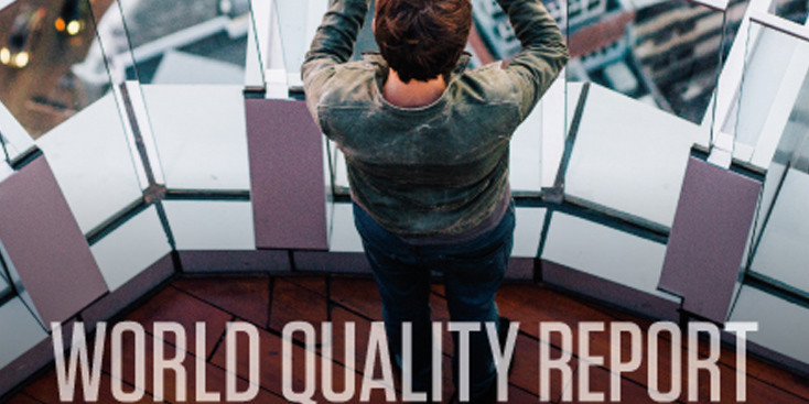 World Quality Report 2014: Deutschland spart, holt aber im internationalen Vergleich bei Cloud und Mobile Testing auf.