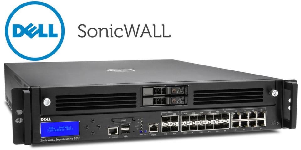 Dell erweitert das Supermassive-Portfolio um eine neue Appliance der 9000er-Serie.