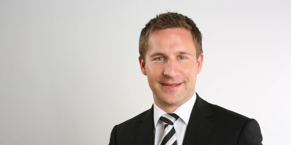 Stefan Sievers, Underwriting Manager Specialty Lines bei Hiscox