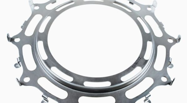 Einbaufertiges Stahlformteil für Helikopter-Getriebe