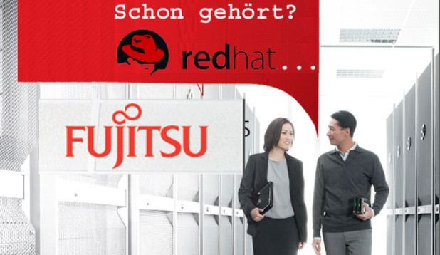 Fujitsu und Red Hat kooperieren in Sachen Software Defined Storage