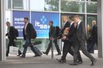 Rund 7.400 Fachbesucher kamen in diesem Jahr zur 'it-sa' nach Nürnberg ...
