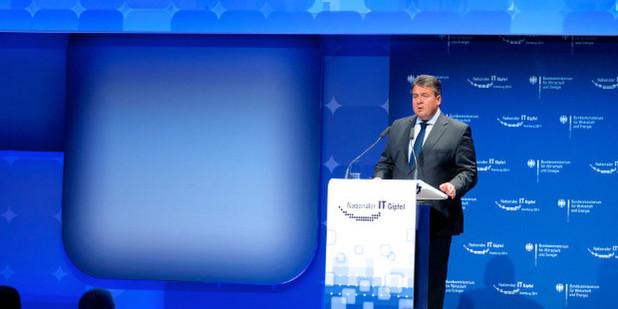 Sigmar Gabriel investiert fast halbe Milliarde in die Digitale Wirtschaft