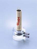 Eines der unterschiedlichen Miniaturventile von Lee: ein LHP in Manifold