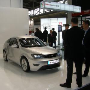 E-Auto der TU München – sicher, preiswert und alltagstauglich