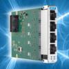 Vierfach Gigabit Ethernet NIC