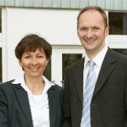 Andrea und Thomas Niedermayer setzen bei Auto Niedermayer auf gut durchdachte Prozessabläufe.