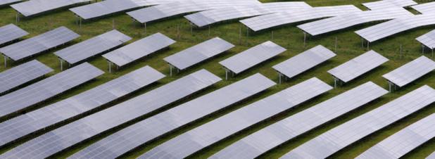 Schwache Solarbranche lässt Umsatz der Klimaschutzbranche sinken