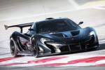 McLaren legt mit dem GTR eine ultrastarke Variante des P1 auf.
