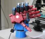 2. Platz: Projekt Open Bionics (Team Großbritannien): eine Roboter-Hand, die unter 1.000 US-Dollar kosten soll.