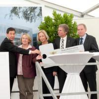 Neuer Forschungsbau für das Helmholtz-Institut Ulm