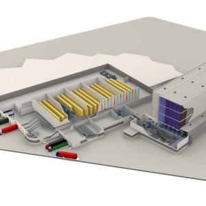Seit 2010 betreibt Klinkhammer eine kontinuirliche Optimierung der Logistiksysteme bei Marburg Wallcoverings.