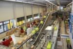 Das Logistikzentrum ist der Dreh- und Angelpunkt für alle logistischen Prozesse.
