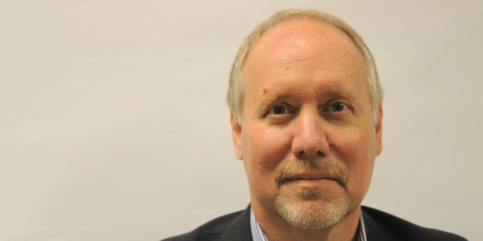 Bob Griffin, General Manager, i2, im Bereich Gefahren- und Betrugsbekämpfung von IBM.