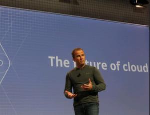 Brian Stevens bei Google Vizepräsident für Product Management
