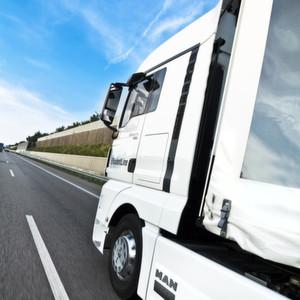 Forscher testen E-Lkw im Lieferverkehr