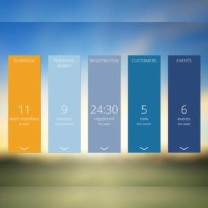 Aufträge über das Smartphone im Griff