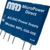 CompuMess präsentiert 3 Watt AC/DC-Einbauschaltnetzteile nach EN 60950