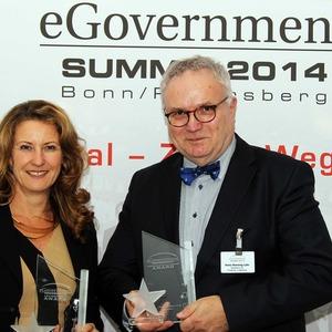 Summit zeichnet eGovernment-Persönlichkeiten des Jahres aus