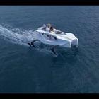 Das elektrische Tragflächenboot für jedermann