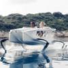 Zum Abheben – das elektrische Tragflächenboot für jedermann