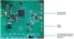 Bild 1: Sensorboard mit PIC18F47J13-MCU von Microchip