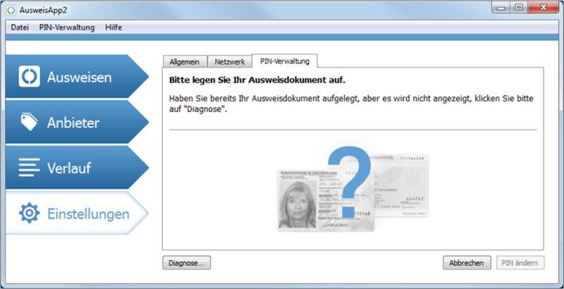 Die Akzeptanz für den neuen Personalausweis steht und fällt mit der Komplexität.