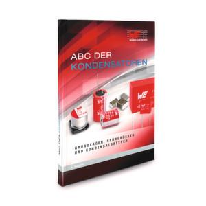 """Das Fachbuch """"Abc der Kondensatoren"""" kann als Einführung für Lernende oder für die Auffrischung und Vertiefung des Wissens über Kondensatoren und ihren Einsatz in Baugruppen genutzt werden."""