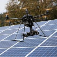 Hightech-Drohne übernimmt komplexe Inspektionsaufgaben