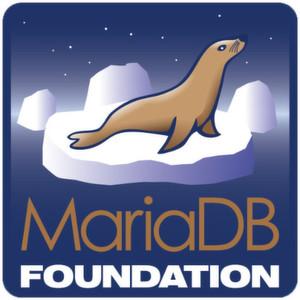 Das Logo der MariaDB Foundation