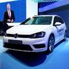 Golf Variant HyMotion mit Wasserstoff-Brennstoffzelle
